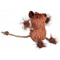 Trixie Myszka materiałowa 8cm