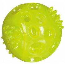 Trixie Piłka świecąca z gumy termoplastycznej 6cm