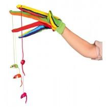 Trixie Rękawica z myszkami kolorowa 30cm