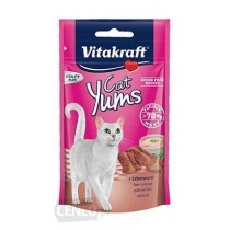 Vitakraft Kot Cat Yums wątroba +20% 48g