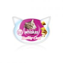 Whiskas Paszteciki Healthy Coat na zdrową sierść 50g